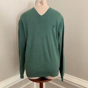 Polo Ralph Lauren Men's V-Neck Sweater small